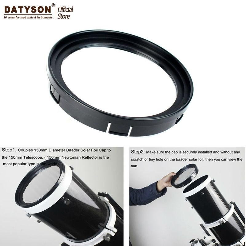 Datyson Solar Filter Sun Film Membrane 5 0 Lens Telescope Bard film Baader Planetarium Solar Film