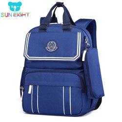 SUN EIGHT nowe dziewczęcy plecak szkolny plecak dla dziewcząt dzieci torba podróżna torby szkolne plecaki do użytku codziennego dla chłopca