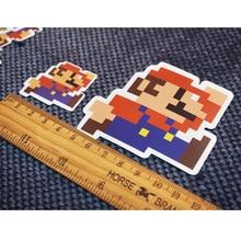 Super Mario Stickers Set