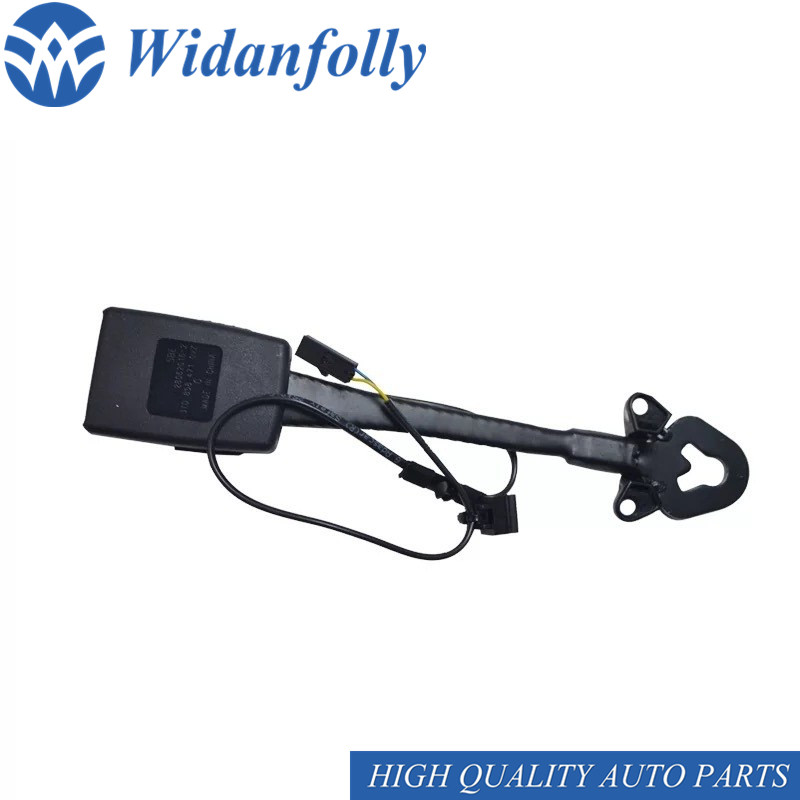 Widanfolly Left Right Side Seat Belt Buckle Safety Belt Clasp For Superb 2009 2010 2011 2012