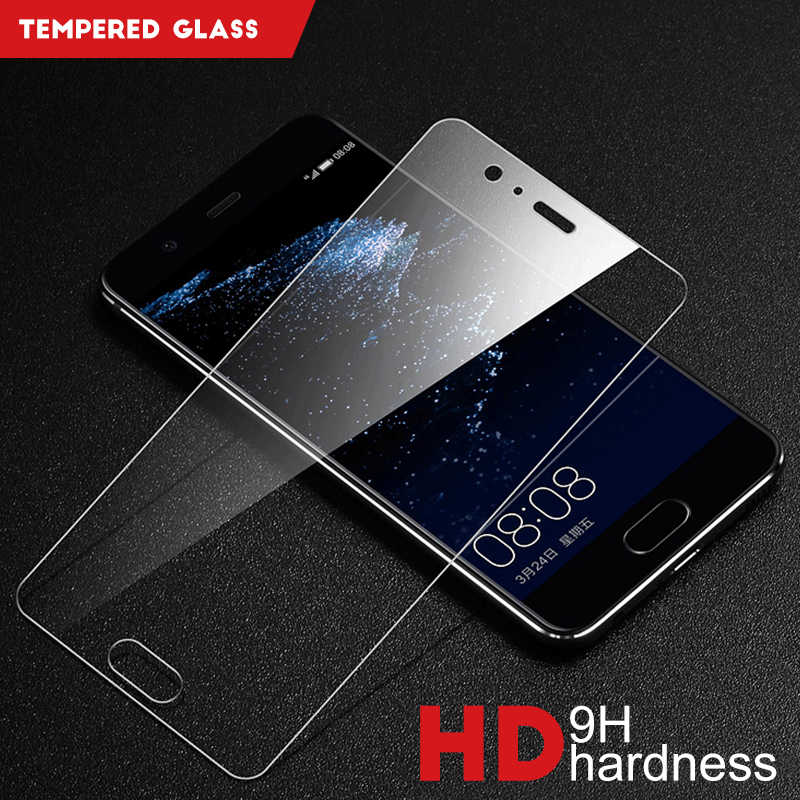 Full Cover Tempered Glass For Huawei Honor 8 9 10 Lite 8C 8A 8S 8X Max Play Screen Protective Glass For Honor 6C Pro Front Film