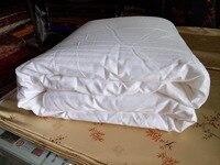 Ханчжоу специализированная традиционная ручная работа 100% шелковое одеяло детские шелковистые одеяла шелковая нить Стёганое одеяло стеган