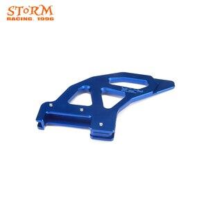 Image 5 - 2020 hinten Disc Rotor Bremse Wache Cover Schutz Pedal Für KTM SX XC XCW SXF SX F EXC EXC F XCF W 125 150 250 300 350 450