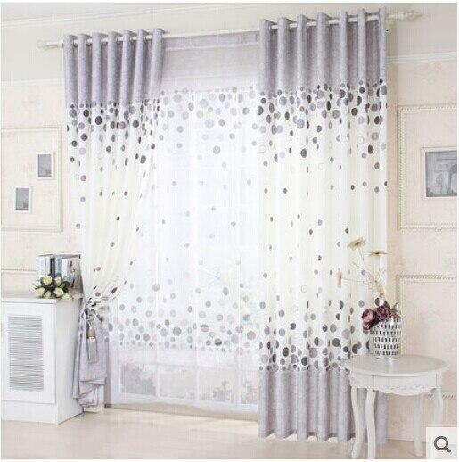 online kaufen großhandel grau wohnzimmer vorhänge aus china ... - Vorhange Schlafzimmer Grau