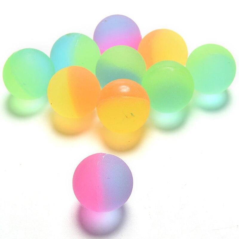 10pcs Lot 55mm Big Size Kids Rubber Ball Bouncing Ball
