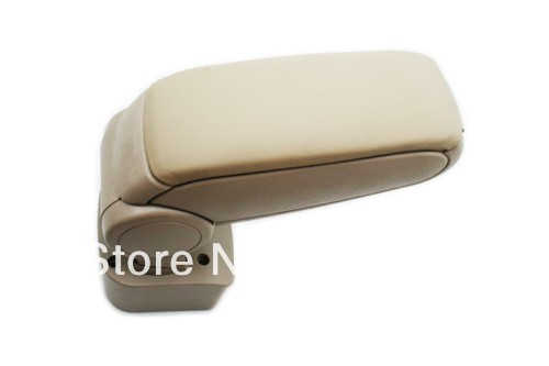 Center Console Armrest (Leatherette Beige) For Chevrolet Cruze