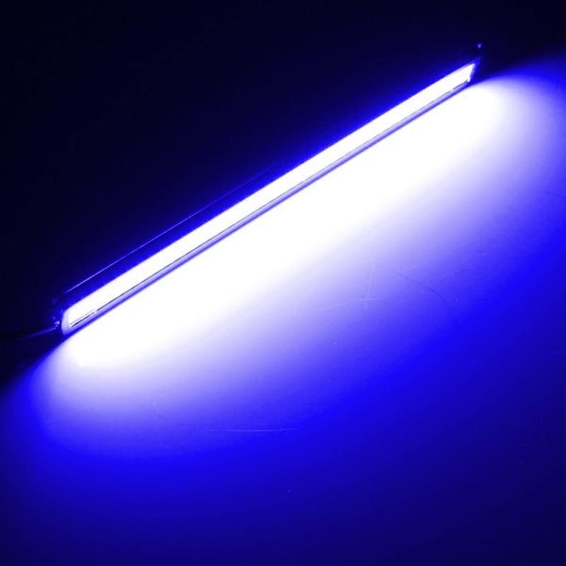 Hot Sale 2 X 84 LED Super Bright COB Car LED Light DRL Fog Driving Lamp Waterproof 12V 6W Ice Blue