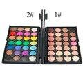 Nova Moda Profissional 28 Cores da sombra Do Olho Nu Paleta de Maquiagem Cosméticos Beauty Set Para Escolher
