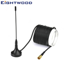 Portable Digital TV Aerial for DVB-T Television / DAB Radio Freeview Antenna with Magnetic Base customized stainless support brackets for television bracket base television holder mold making