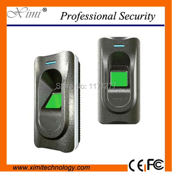 Waterproof Working for ZK INbio160&260&460 fingerprint control panel rfid card access control system FR1200 fingerprint reader zk fingerprint access control system with rfid card reader dustproof fingerprint access control reader dustproof replace x7