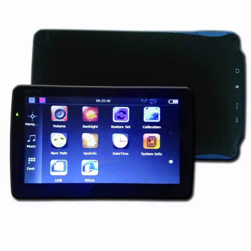 7 inch HD Car GPS Navigation FM Transmitter Auto Cheapest GPS Navigator Cheapest Sat Nav With European Maps on sat cartoon, sat prep book, sat score chart 2014,