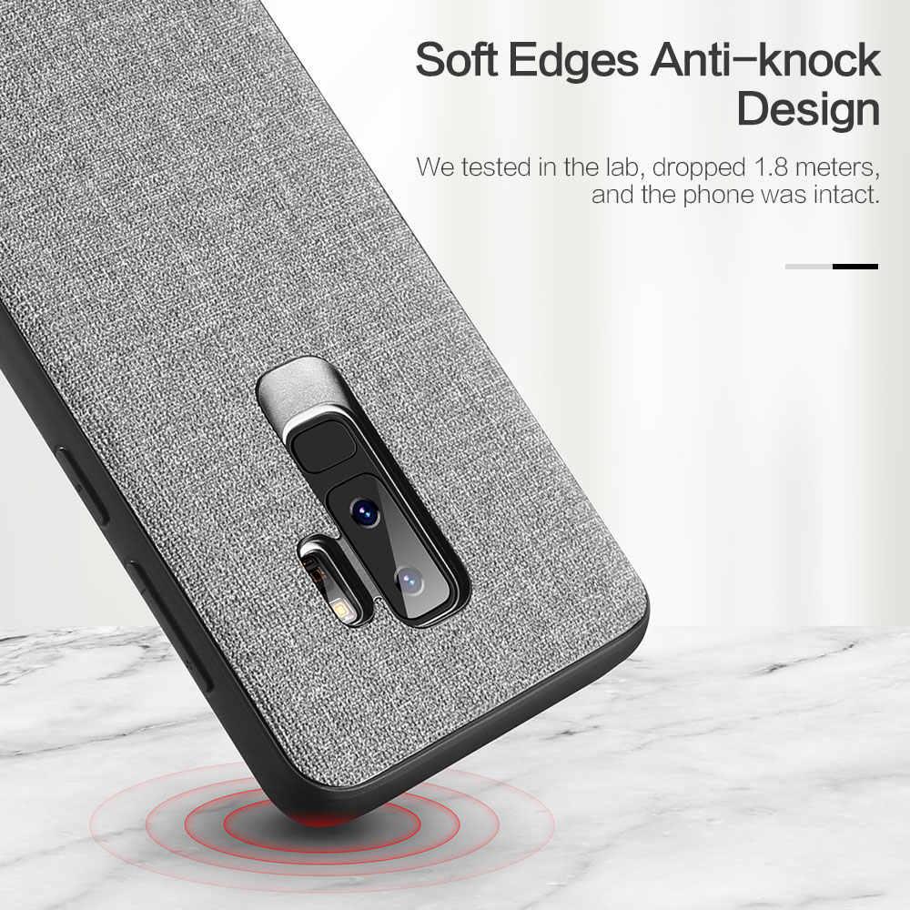 FLOVEME мягкой ткани для удаления остатков крема чехол для samsung S10 S8 S9 плюс S7 Note 9 8 10 Pro Роскошный чехол для телефона для samsung Galaxy A50 A70 A40 A30 крышка