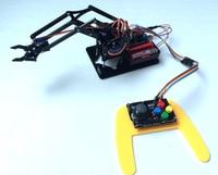 DIY Manipulator Robot Arm Robot Mechanical Claw Arduino Suite