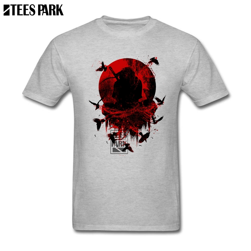 Graphic Tees Ninja Warrior Crow Funny T Shirts Teenage Slim Fit Short Sleeved Clothing T Shirt Men Plus Size Mens Amazing Funny