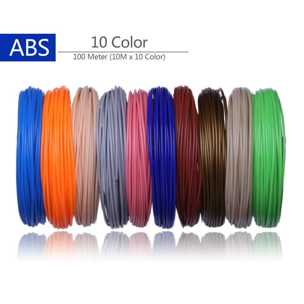 Filamentos de Impressora 200 Metros 20 3D