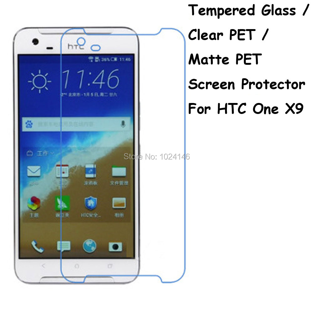 Tempered Glass Clear Pet Matte Screen Protector Premium Samsung Note 8 Case Friendly Good Touchscreen Bening Protective Film Protection Guard For Htc One X9 55 Inch