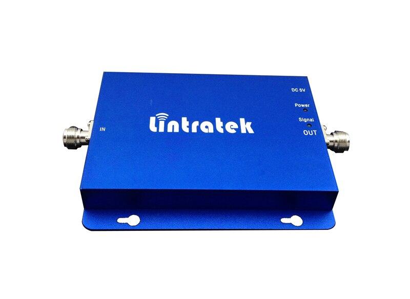 Image 3 - Lintratek CDMA 850 1800mhz wzmacniacz sygnału 2G 4G zespół 3 dwuzakresowy wzmacniacz sygnału GSM wzmacniacz sygnału do telefonu dla domu #58Wzmacniacze sygnału   -