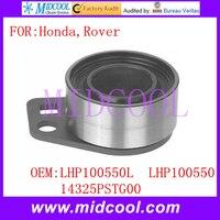New Engine Timing Belt Tensioner Pulley use OE No. LHP100550L , 14325PSTG00 / 14325 PST G00 , LHP100550
