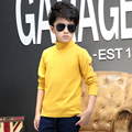 Boys T-Shirts Winter Clothing Children' Tops School Boys Tees Cotton Casual Teenagers Clothes