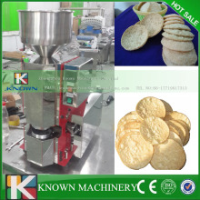 Fabrication on site puff rice cake maker puffed rice maker puffed rice machine