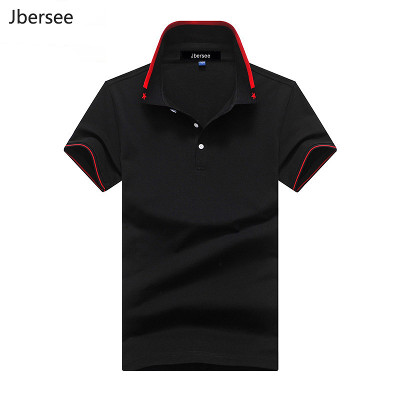 Men Clothes 2018 High Quality   Polo   Shirt Men Cotton Mens   Polo   Shirts With Short Sleeve Breathable   Polos   Shirts Summer Top M-4XL