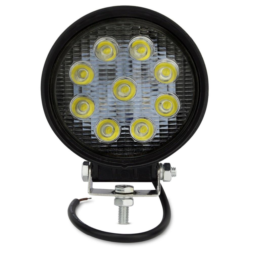 Safego 27 Вт светодиодный рабочий свет - Автомобильные фары - Фотография 1