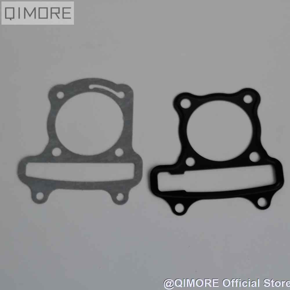 50mm / 52mm Head Gasket & base gasket for 4 stroke Scooter Moped ATV QUAD 139QMB engine with 50mm or 52mm big bore kit