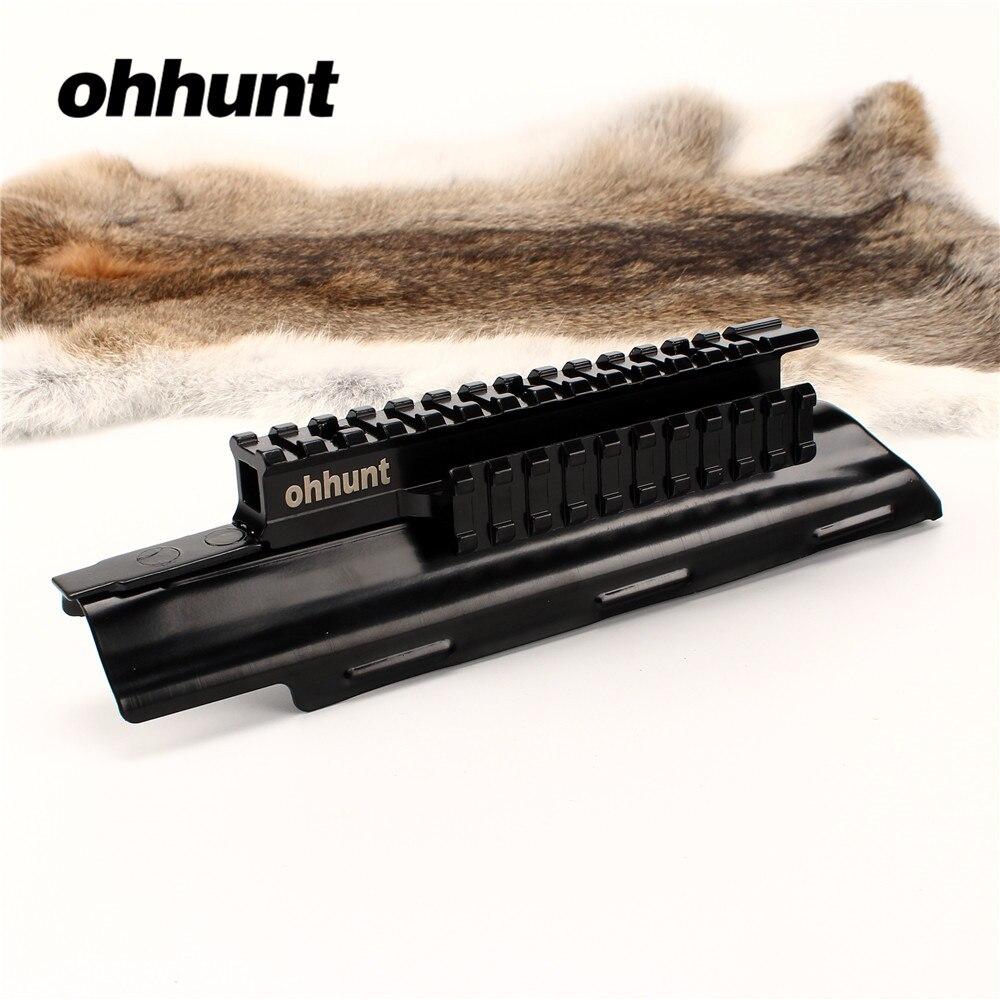 Hunting Nice Ohhunt Ak47 Recoil Buffer 7.62x39 Buffer Pad Shock Absorbing Reducer Polymer Black Fits Ak47 Saiga Galil Valmet Gun Accessories Carefully Selected Materials