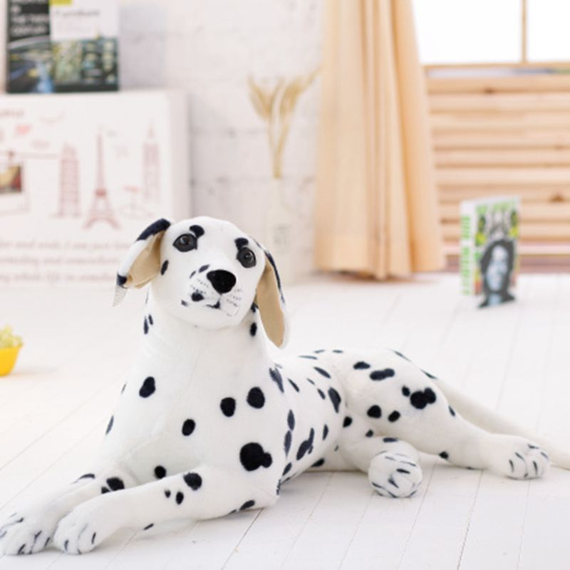 30-50cm Soft Good Plush Stuffed Dog Toy Simulation Dog Dolls For Children Kids Play Birthday Children's Day Gift Hot Selling pola ba 20ml 12