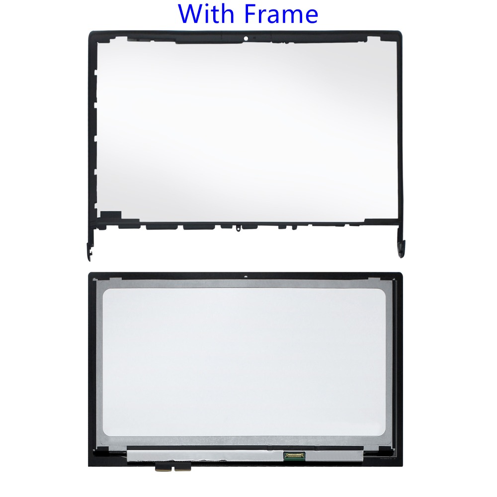 Laptop Accessories Fast Deliver 1080p Lcd Touch Screen Digitizer Assembly Display For Lenovo Flex 2 Pro-15 Flex2 Pro 15 20406 20507 80fl 80k8 Structural Disabilities Laptop Lcd Screen