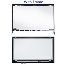 (With Frame) LCD Touch Screen Digitizer Assembly Display For Lenovo FLEX2 Pro-15, 1080p недорго, оригинальная цена