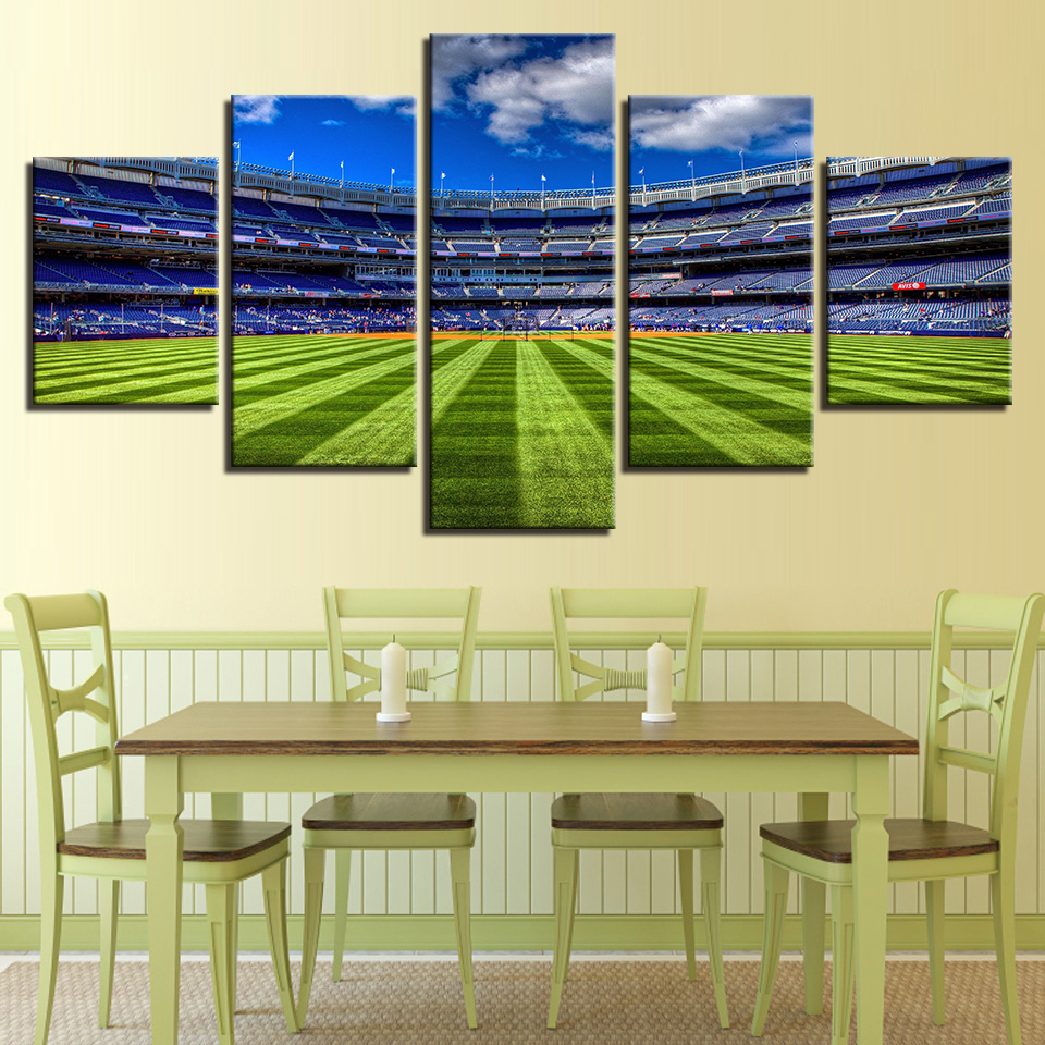 Exelent Yankee Stadium Wall Art Images - Wall Art Collections ...