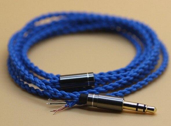 UE cable DIY earphone wire heart of ocean1.2meter 14core 10pcs