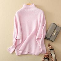 2017 зимние теплые Для женщин кашемир Свитеры для женщин с одежда с длинным рукавом Новое поступление Водолазка кашемировая Свитера, пуловер