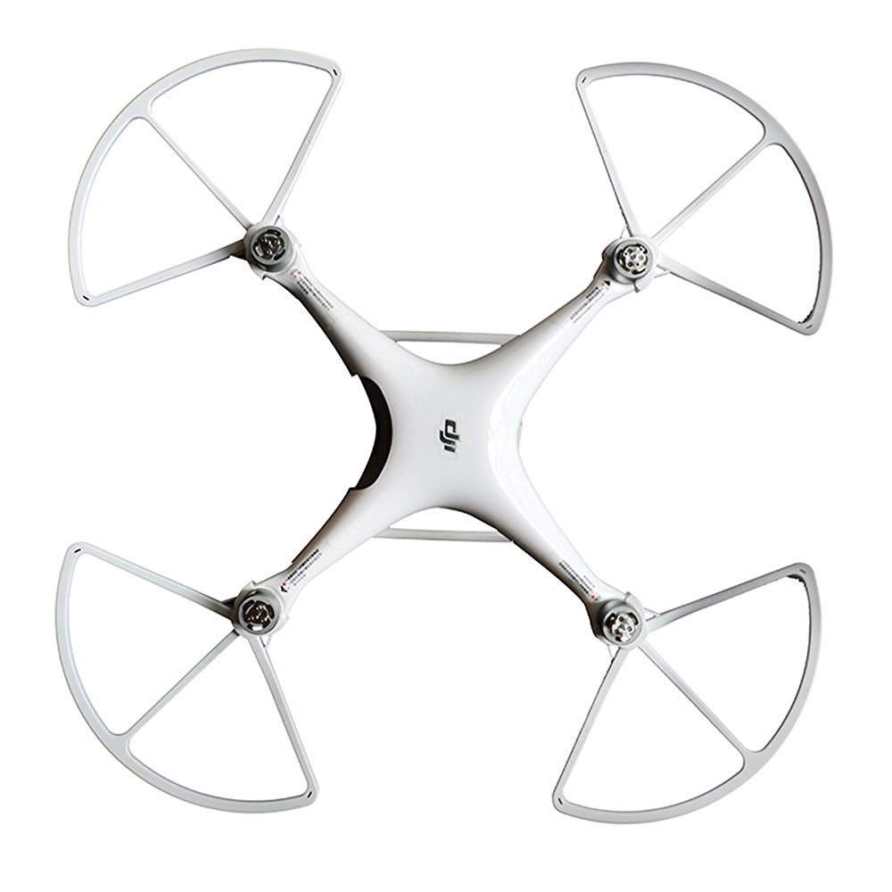 4Pcs Quick Release Props Propeller Protector Guard Bumpers Shielding Ring for DJI Phantom 4 Quadcopter Frame Drone Spare Parts