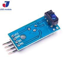 TCRT5000 Infrared Reflective IR Photoelectric Switch Barrier Line Track Sensor Module(China)