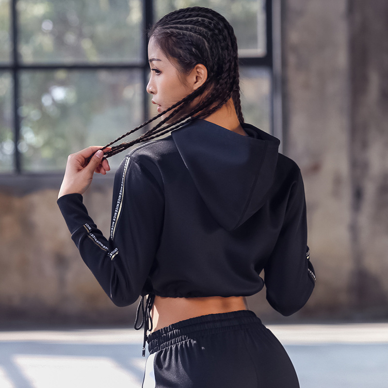 Crop Breathable Jacket