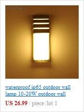 led wall outdoor lighting