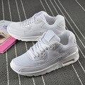 Sapatos mulher 2016 hot moda mulheres respirável sapatos casuais