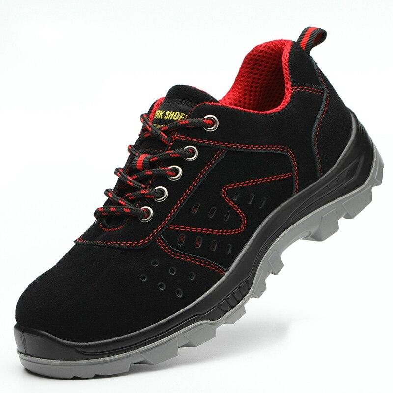 De Faible En forme Chaussures Nouvelle Orteil picture Sécurité Sneakers Bottes Color Couvre Plate Casual Travail Chantier Acier Arrivée Color Hommes Taille Picture Travailleur Grande 4wpzUqw