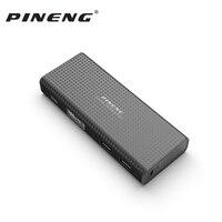 Pineng 10000mah PN953 Power Bank PN 953 Power Portable Battery Mobile Li Polymer Bank With LED