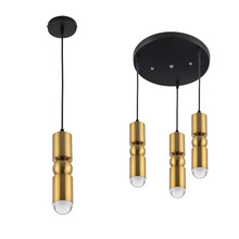 Dining room Nordic LED Pendant Lights coffee Bar counter bedside cord drop pendant lamp Aluminum led ceiling hanglight