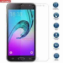SM J320F Gehard Glas Voor Samsung Galaxy J3 2016 Screen Protector Cover Voor Samsung J 3 2016 Op J320 J320F/ DS Beschermende Film