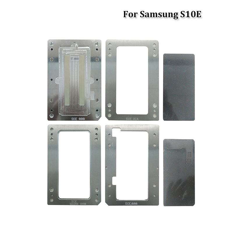 Image 2 - For Samsung Edge S10 S10P S10E LCD Screen Glass OCA Polarizer Laminating and Alignment Repair LCD Display-in Mobile Phone LCD Screens from Cellphones & Telecommunications