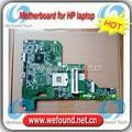 615849-001 systemboard motherboard para HP G62 CQ62 G72 Laptop integrado para intel DDR3 para