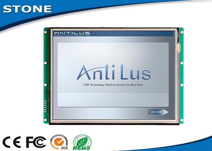 7.0 Inch LCD Display Module With CPU For Industrial Use7.0 Inch LCD Display Module With CPU For Industrial Use