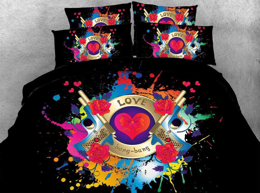 3d Bedding Queen Size Bedspread Bed Covers Comforter
