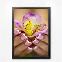 Online shop for nail art posters wholesale with best price hayone canvas posters prints wall paintings decor prinsesfo Image collections