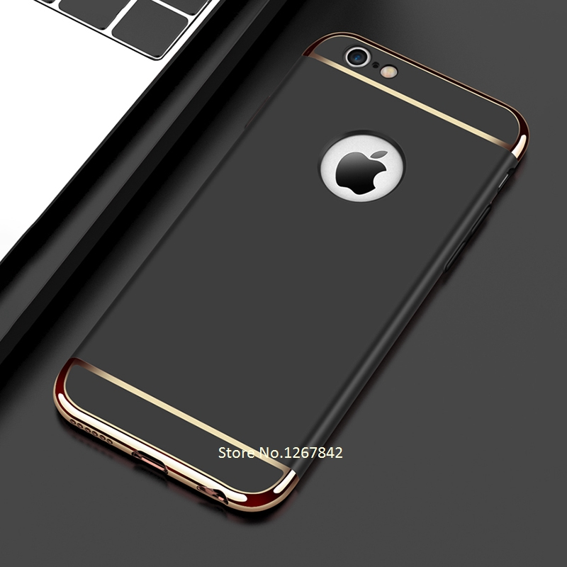 Boys' Shoes Contemplative Luxury Electroplated Armor Case For Iphone X Xs Max Xr 7 8 6 6s Plus 5 5s Se 360 Degree Full Protect Phone Cover For Iphone Xs Kids' Clothes, Shoes & Accs.
