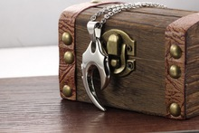 Fashion Necklaces Pendants For Men Jewelry Stainless Steel Chain Knife Necklace Men